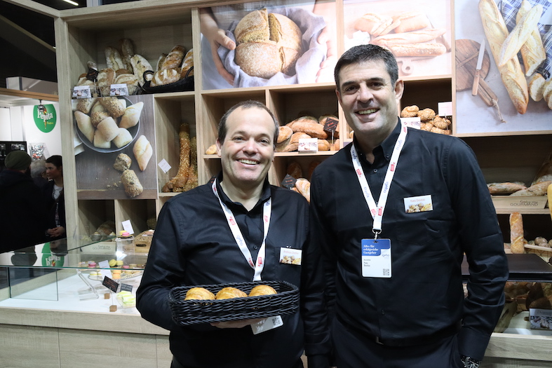 Delifrance Suisse SA, Andreas Dreher und Managing Director Yves Doutaz